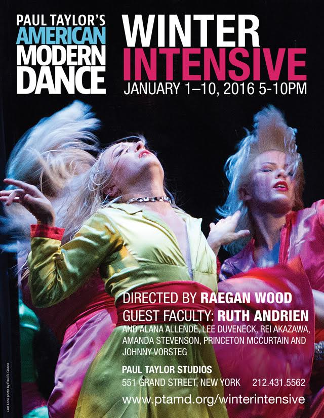 2016 winter Intensive poster
