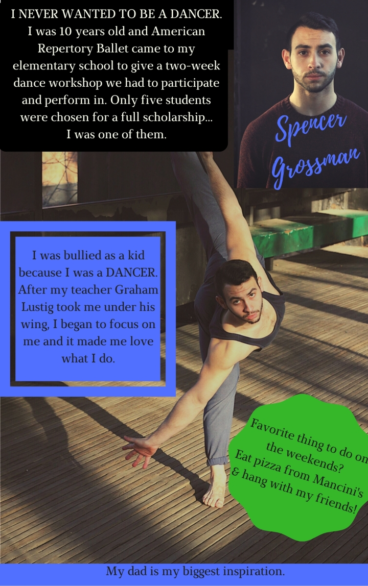 Spencer Grossman spotlight