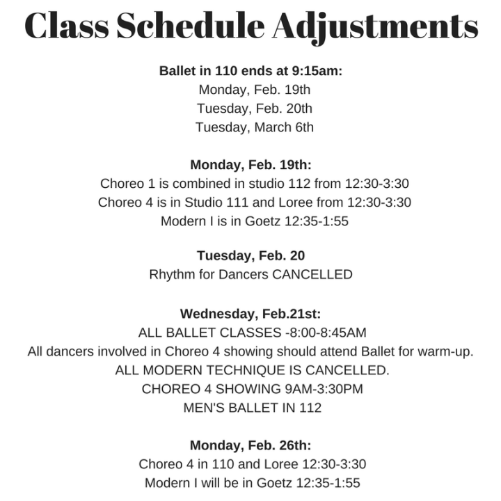 Ballet in 110 ends at 9_15am_ Monday, Feb. 19th Tuesday, Feb. 20th Tuesday, March 6th Monday, Feb. 19t (7)