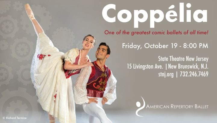 Coppelia Flyer