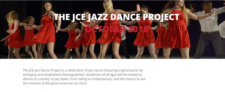 JCE Jazz Dance