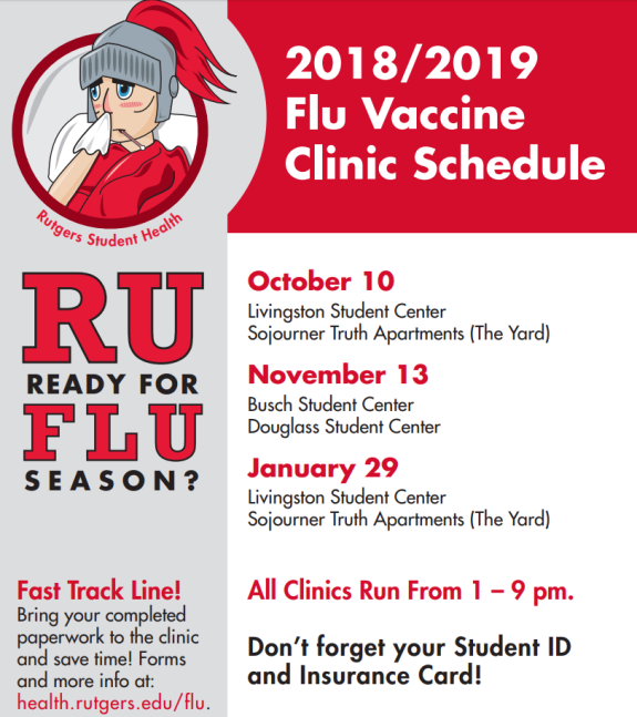Vaccine Schedule 2018-2019
