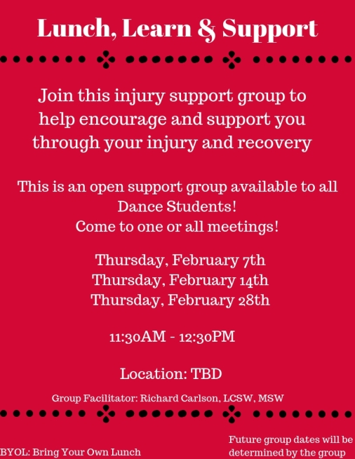 lunch, learn & support (2)