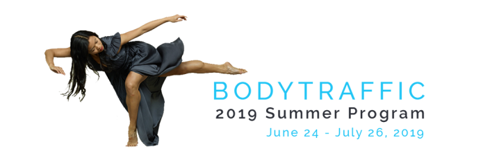 BodyTraffic Summer 2019 Intensive