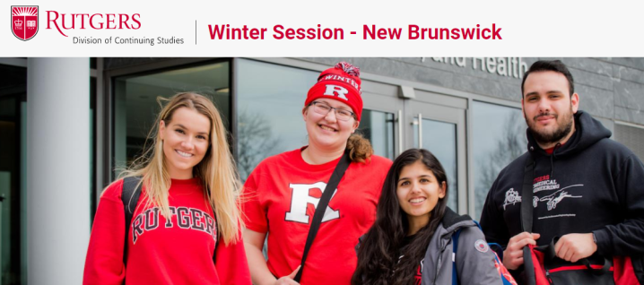Rutgers Winter Session